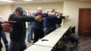 IL Gun Pros SIRT Laser Pistols